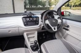 Volkswagen up! beats, 2017, interior