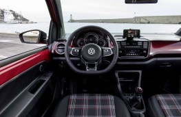 Volkswagen up! GTI, 2018, interior
