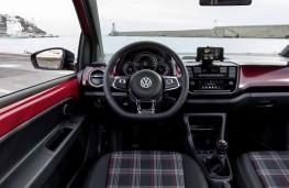 Volkswagen up! GTI, 2018, interior