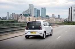 Volkswagen up! beats, 2017, rear