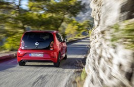 Volkswagen up! GTI, 2018, rear
