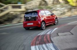 Volkswagen up! GTI, 2018, rear