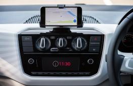Volkswagen up! beats, 2017, sat nav