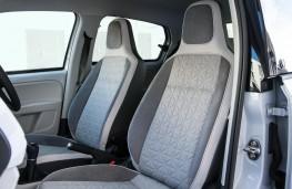 Volkswagen up! beats, 2017, rear seats