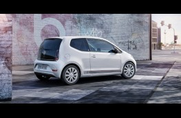 Volkswagen up! beats, side