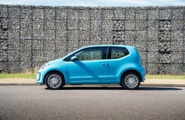 Volkswagen Move up!, 2016, side, static