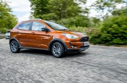 Ford KA+, front