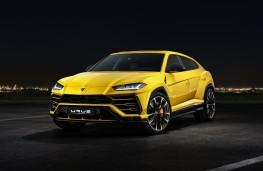 Lamborghini Urus, 2018, front, static