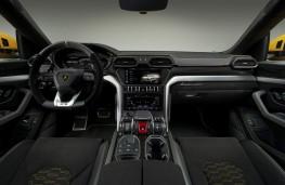 Lamborghini Urus, 2018, interior