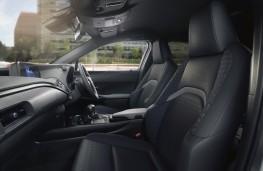 Lexus UX Premium Sport Edition, 2020, interior