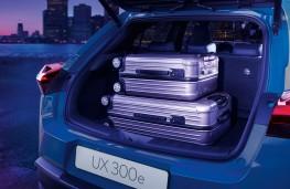Lexus UX, 2019, boot