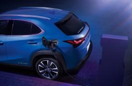 Lexus UX 300e, 2020, charging