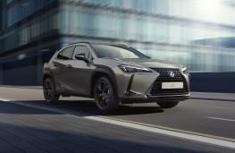 Lexus UX Premium Sport Edition, 2020, front