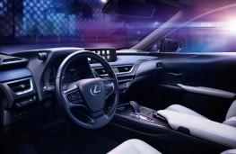 Lexus UX, 2019, interior