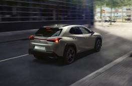 Lexus UX Premium Sport Edition, 2020, rear