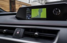 Lexus UX, 2020, display screen
