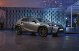 Lexus UX, 2019, side