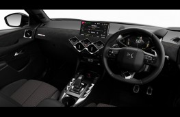 DS 3 Crossback, 2019, interior