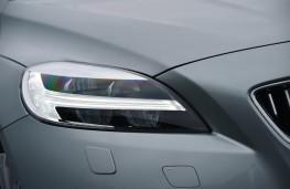 Volvo V40, headlight