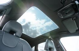 Volvo V40, sunlight