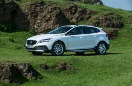 Volvo V40 Cross Country, 2016, side, static