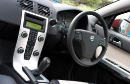Volvo V50, interior