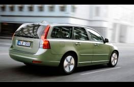Volvo V50, rear