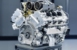 Aston Martin, TM01 V6 engine