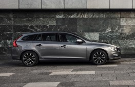 Volvo V60 Business Edition Lux, 2017, side
