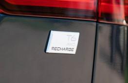 Volvo V60 T6 Recharge, 2021, badge