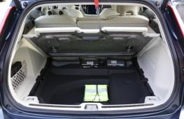 Volvo V60, 2018, boot, underfloor storage