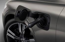 Volvo V60, 2018, plug-in charging
