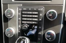 Volvo V60, console