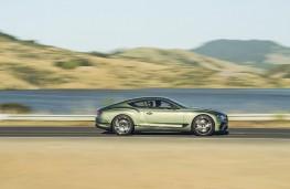Bentley Continental V8, 2019, side