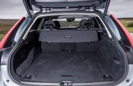 Volvo V90, 2016, boot