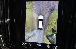 Volvo V90 Cross Country, 2017, camera, off road