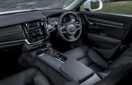 Volvo V90 Cross Country, 2017, interior
