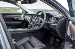 Volvo V90, 2016, interior