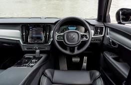 Volvo V90 R-Design, 2021, interior