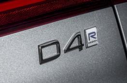 Volvo V90 R-Design, 2017, badge