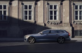 Volvo S90 and V90 R-Design