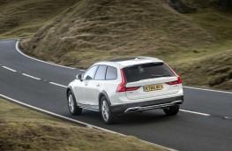 Volvo V90 Cross Country, 2017, rear