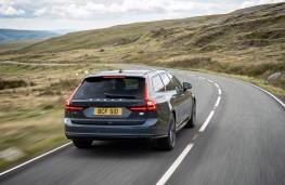 Volvo V90 R-Design, 2021, rear
