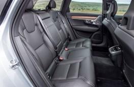 Volvo V90, seats