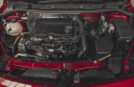 Vauxhall Astra, 2019, engine