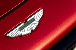 Aston Martin Vantage, 2018, badge