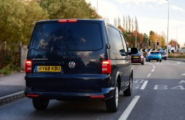 Volkswagen Transporter, braking