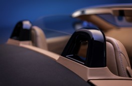 Aston Martin Vantage Roadster, 2020, head restraints