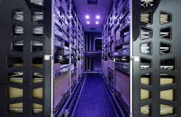 Mercedes-Benz Vision Van, cargo bay