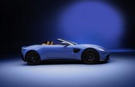 Aston Martin Vantage Roadster, 2020, side